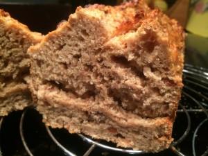 Brot Innenseite