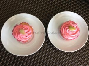 Cupcakes mit Haube