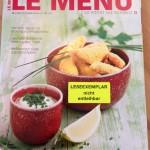 Le Menü Zeitschrift