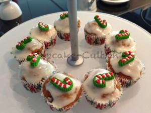 Mini Rüblicupcakes