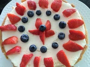 Quark-Torte