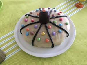 Spinnenkuchen