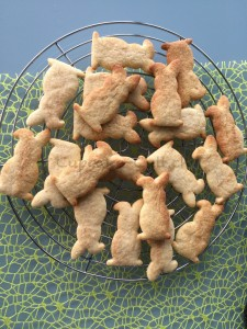 fertige Kekse kleine