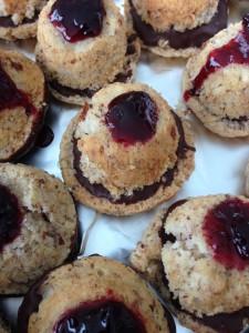 mini Haselnuss-Cupcakes